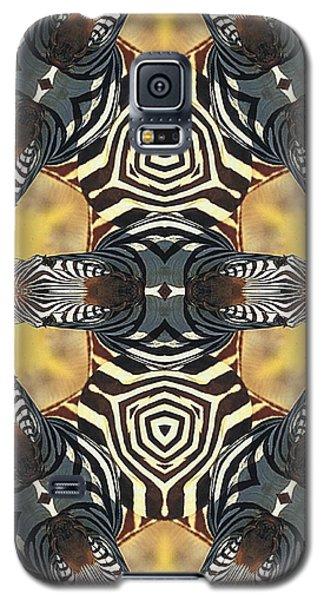 Zebra II Galaxy S5 Case by Maria Watt