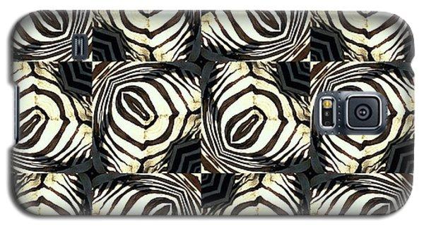 Zebra IIi Galaxy S5 Case by Maria Watt