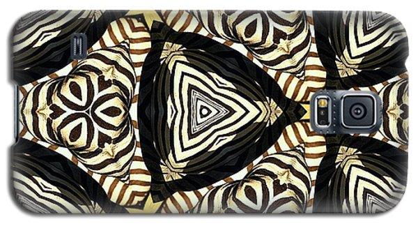 Zebra Iv Galaxy S5 Case by Maria Watt