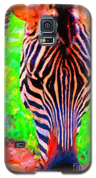 Zebra . Photoart Galaxy S5 Case