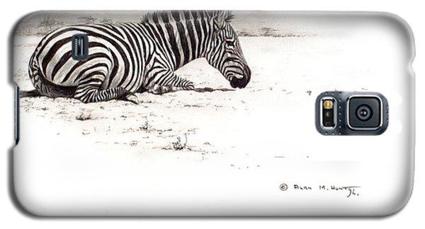Zebra Sketch Galaxy S5 Case