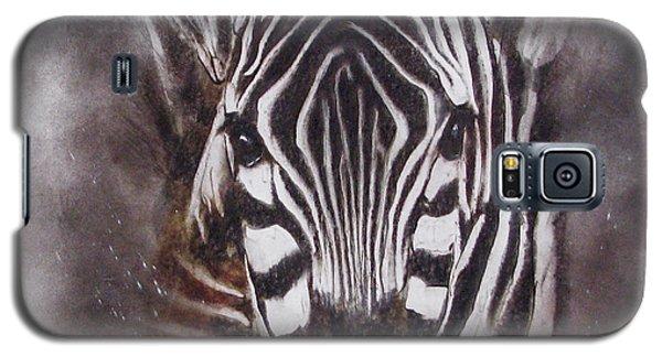 Zebra Splash Galaxy S5 Case