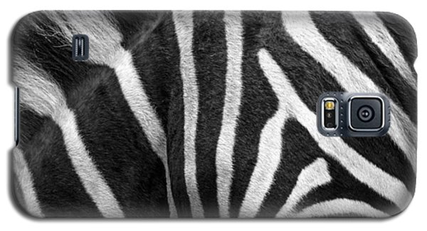 Zebra Stripes Galaxy S5 Case