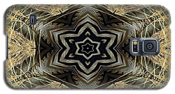 Zebra Vi Galaxy S5 Case by Maria Watt