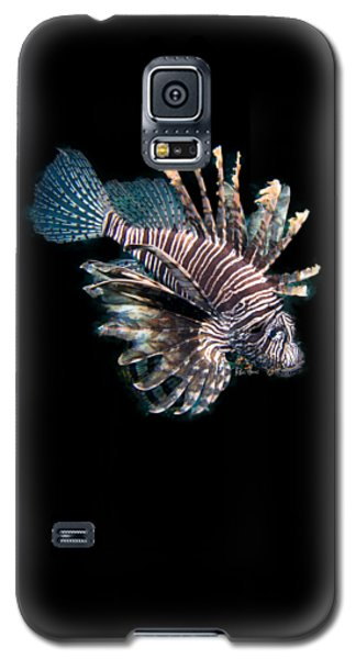 Zebrafish Galaxy S5 Case