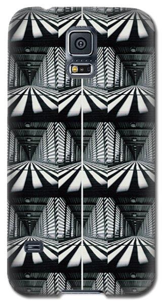 Zebras  Crossing Art Galaxy S5 Case