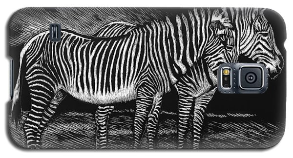 Zebras Galaxy S5 Case