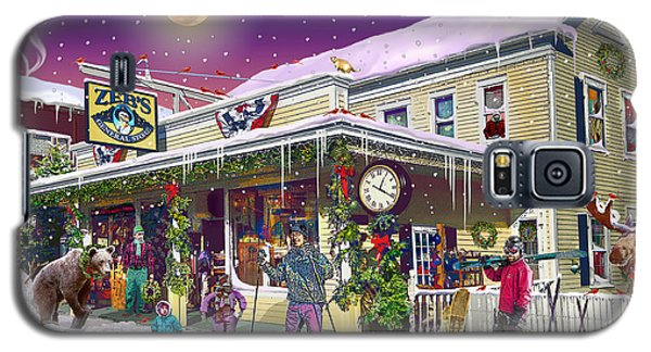 Zebs General Store In North Conway New Hampshire Galaxy S5 Case