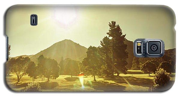 Zeehan Golf Course Galaxy S5 Case