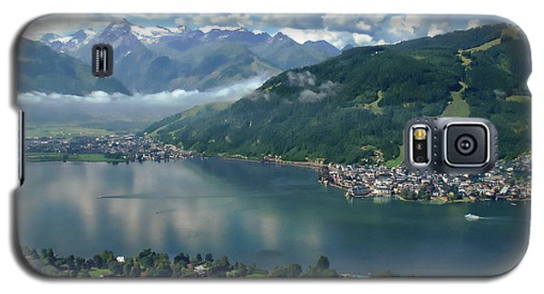 Zell Am See Panorama Galaxy S5 Case