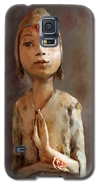 Zen Be With You Galaxy S5 Case