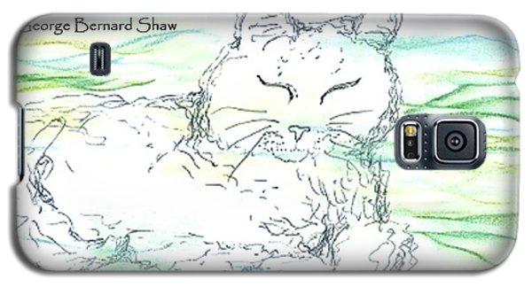 Zen Cat Galaxy S5 Case