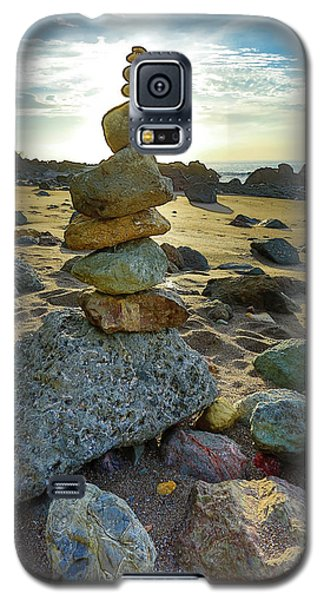 Zen Rock Balance Galaxy S5 Case