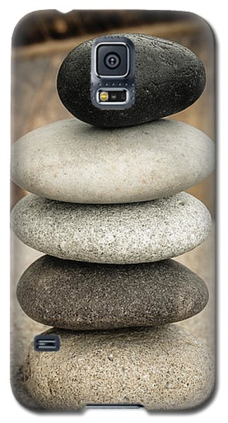 Zen Stones IIi Galaxy S5 Case by Marco Oliveira