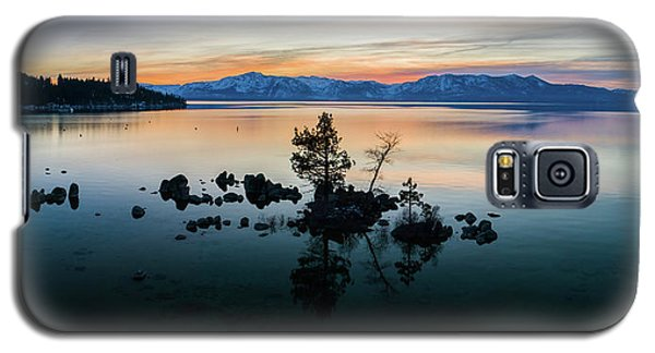 Zephyr Cove Tree Island By Brad Scott Galaxy S5 Case