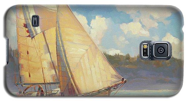 Seattle Galaxy S5 Case - Zephyr by Steve Henderson