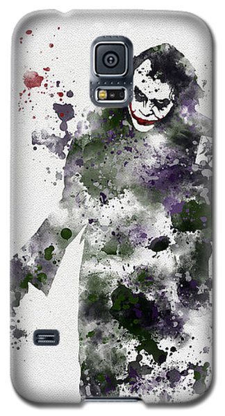 Bat Galaxy S5 Case - Zero Empathy by Rebecca Jenkins