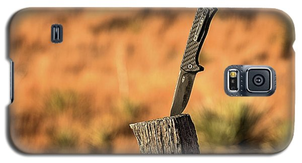 Galaxy S5 Case featuring the photograph Zero Tolerance Knives by JC Findley