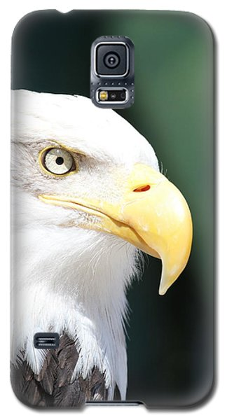 Galaxy S5 Case featuring the photograph Zeroed In by Laddie Halupa