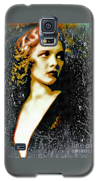 Ziegfeld Follies Girl - Drucilla Strain  Galaxy S5 Case
