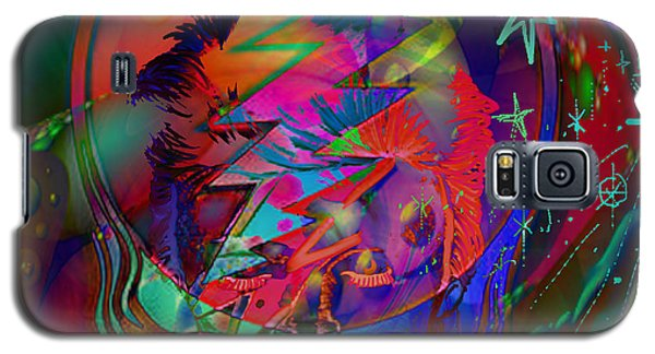 Ziggy  Galaxy S5 Case by Kevin Caudill