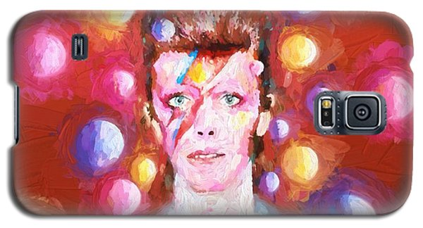 Ziggy Stardust  Galaxy S5 Case