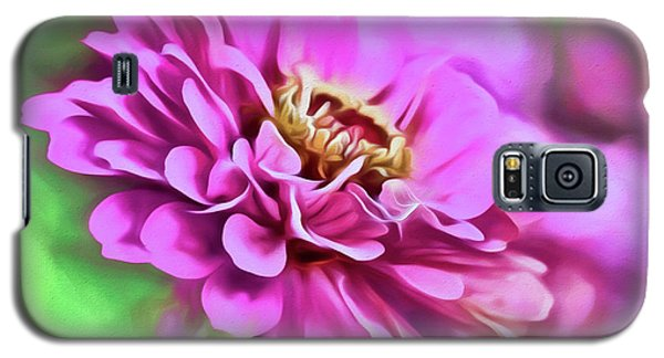 Zinnia Art 2 Galaxy S5 Case