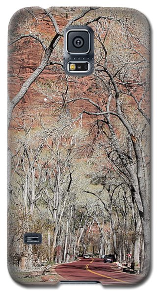 Zion At Kayenta Trail Galaxy S5 Case
