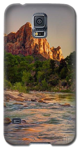 Zion Sunet Galaxy S5 Case