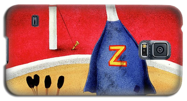 Zippo, The Fire-eater Galaxy S5 Case