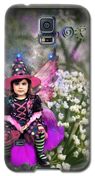 Zoey Galaxy S5 Case by Susan Kinney