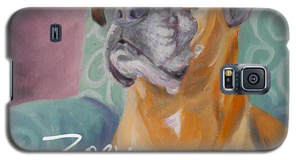 Zoey T Shirt To Order Galaxy S5 Case