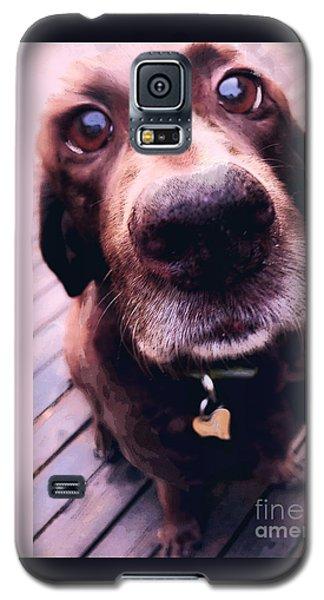 Zoey Galaxy S5 Case