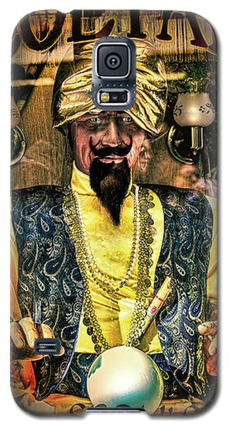 Galaxy S5 Case featuring the photograph Zoltar by Chris Lord