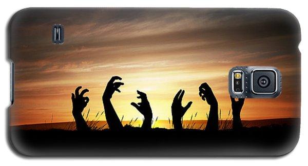 Zombie Apocalypse Galaxy S5 Case