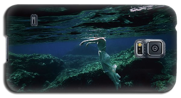 Zombie Mermaid Galaxy S5 Case