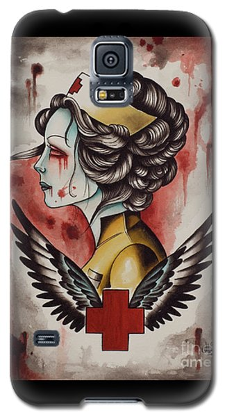 Zombie Nurse Galaxy S5 Case