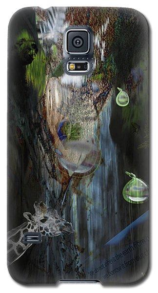 Zoo Friends Galaxy S5 Case
