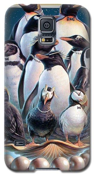 Zoofari Poster 2004 The Penguins Galaxy S5 Case