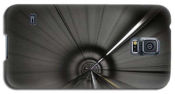 Zooming Along In The Tunnel Of Hope Galaxy S5 Case