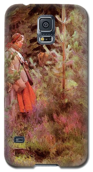 Zorn Anders Vallkulla Galaxy S5 Case