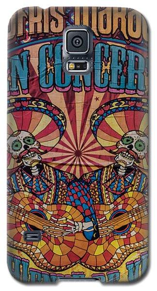 Zoufris Maracas Poster Galaxy S5 Case