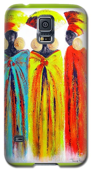 Zulu Ladies Galaxy S5 Case