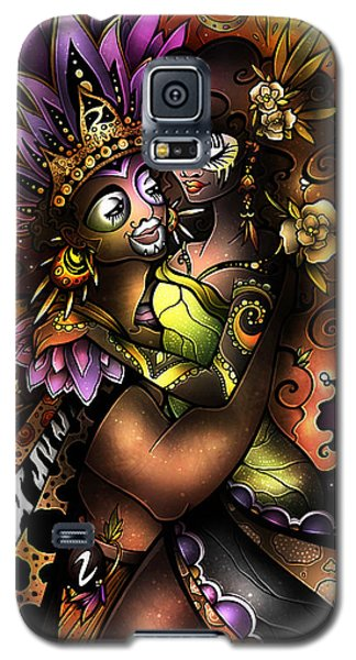 Zulu Love Galaxy S5 Case