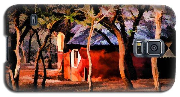 Zulu Sunset Galaxy S5 Case by Rick Bragan