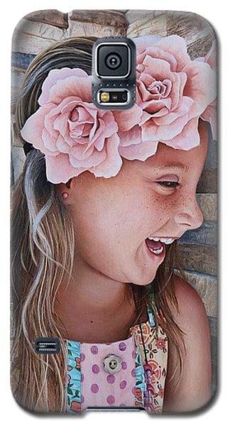Zuri Painting Galaxy S5 Case