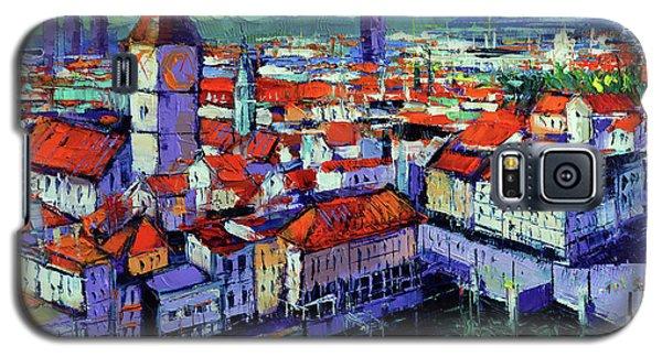Zurich View Galaxy S5 Case