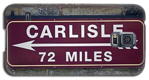 06/06/14 Settle. Period Destination Board. Galaxy S5 Case