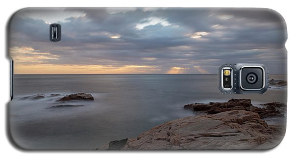 Sunrise On The Costa Brava Galaxy S5 Case