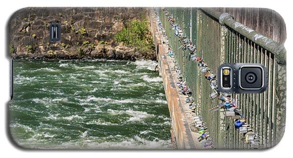 Augusta Canal Headgates - Augusta Ga Galaxy S5 Case